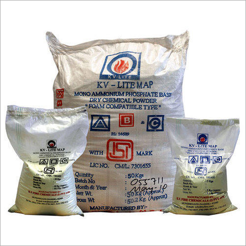Industrial Mono Ammonium Phosphate Base Dry Chemical Powder