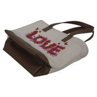 Eva Padding 12 OZ Natural Canvas Tote Bag