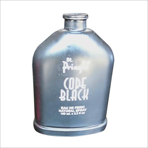 Coated Glass Perfume Bottle
