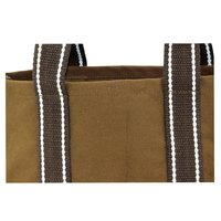 12 Oz Dyed Canvas Tote Bag With Web Handle