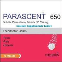 Paracetamol effervescebt Tablets