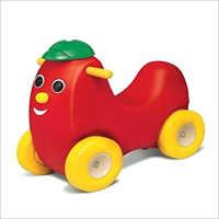 Plastic Humpty Dumpty Push Rider