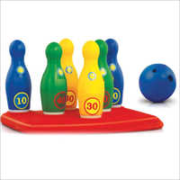 Plastic Bowling Alley