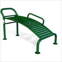 Outdoor Gym Sit Up Board