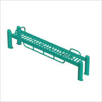 Outdoor Gym Push Up Bench