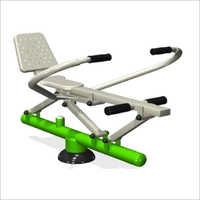 Outdoor Gym Rower