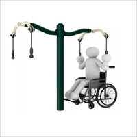 Outdoor Gym Arm Extension