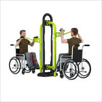 Outdoor Gym Pull Up Rack