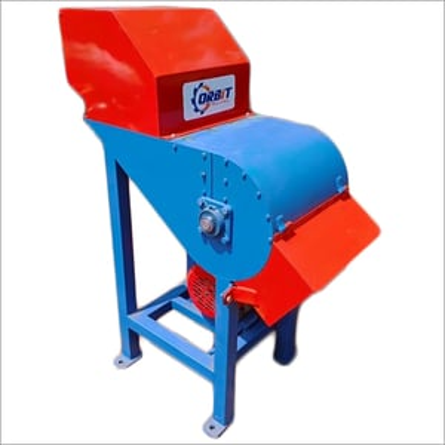 Coconut Husk Shredder Machine