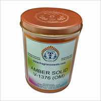 Solid Fragrance  Amber Solid