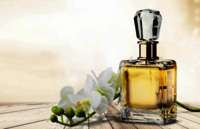 Green Khuss Fragrance Compound