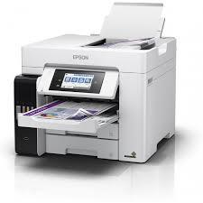Epson EcoTank L6580 Wi-Fi Duplex Multifunction ADF InkTank Office Printer