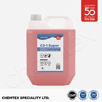 CX-1 Super - Bathroom Cleaner Liquid and Disinfectant Concentrate