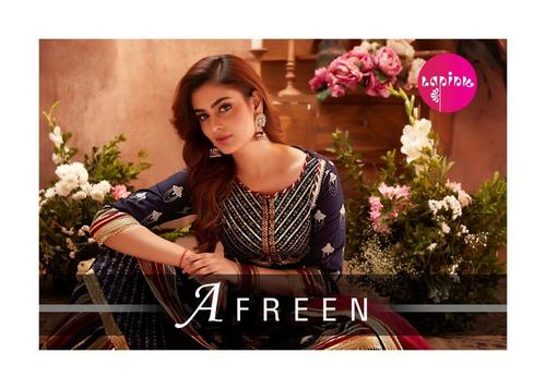 Afreen Vol-1 Readymade Pure Cotton Salwar Suit