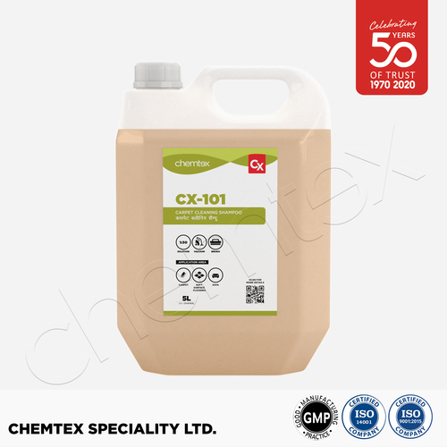 Cx-101 - Upholstery & Carpet Cleaner Concentrate