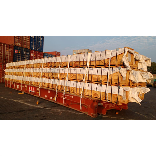 Third Country Shipment Logistics Services