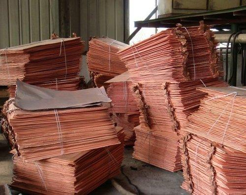 Copper Cathodes Sheets
