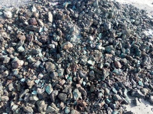 Coltan Ore Copper Ore Lead Ore Zinc Ore Manganese Ore