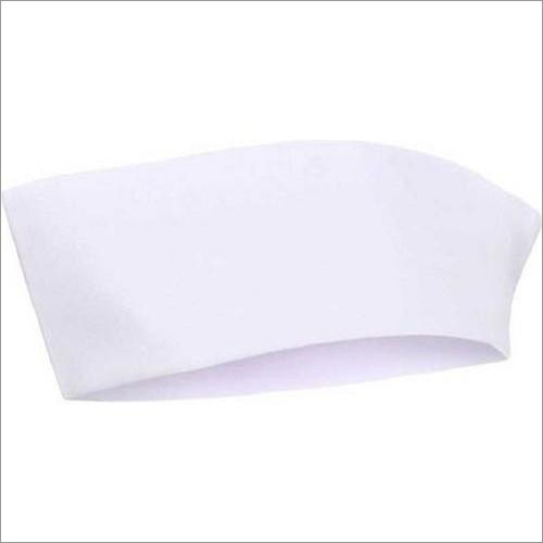White Disposable Cap