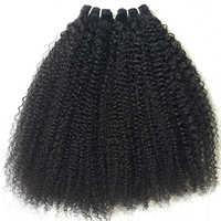 Machine Kinky Curly Hair
