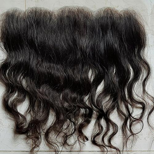 Lace Frontal Natural Wavy Hair