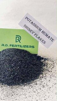 6% - 9% Super Potassium F Humate Shiny Flake Potash