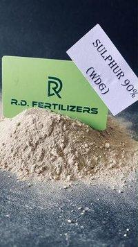 90% Sulphar WDG Powder