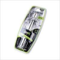 Diamond Stainless Less Steel Gas Lighter