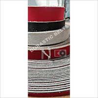 Leather Nylon Sandwich Belt