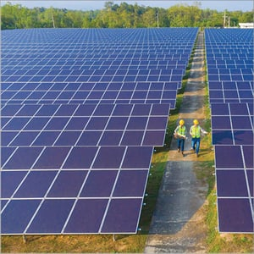 Industrial Solar Energy Panel