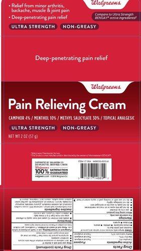 Methyl Salicylate  Menthol Camphor Cream