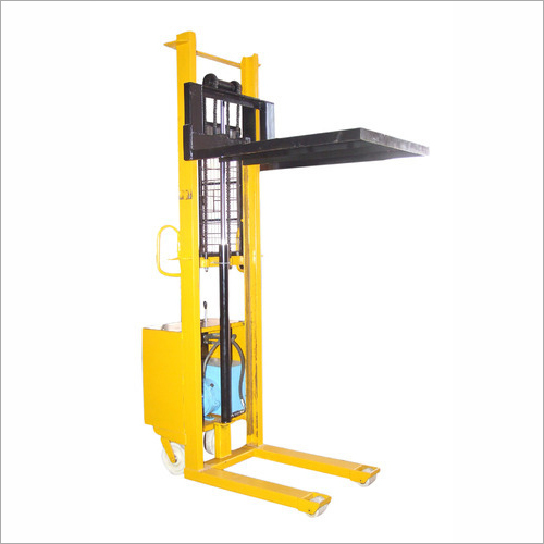 Electric Pallet Stacker Truck