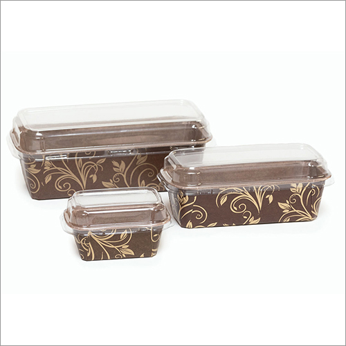 Brown Gold Lid Collection Moulds