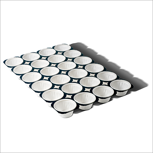 Muffin Tray Round Baking Moulds
