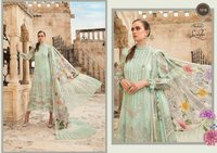 Levisha Maria B Lawn Collection Vol 2 Lawn Cotton Print With Embroidery Pakistani Suit Catalog