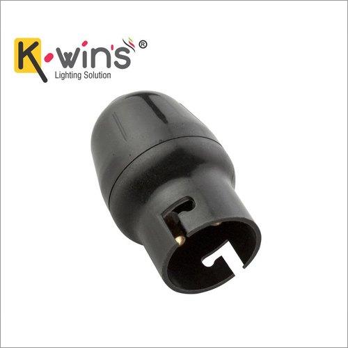 Black ABS Bulb Holder