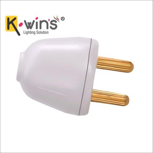 Electrical Two Pin Plug