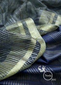 Pure Jute Silk Organza Saree
