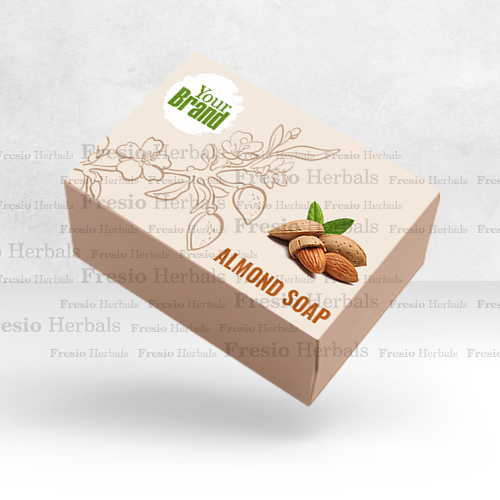 Almond Bath Soap