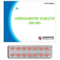 Amiodarone 100mg Tablets