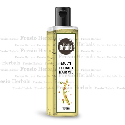 Olive Hair Oil