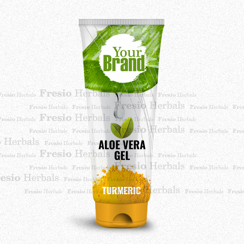 Aloe Vera Gel with Turmeric
