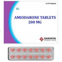 Amiodarone 200mg Tablets