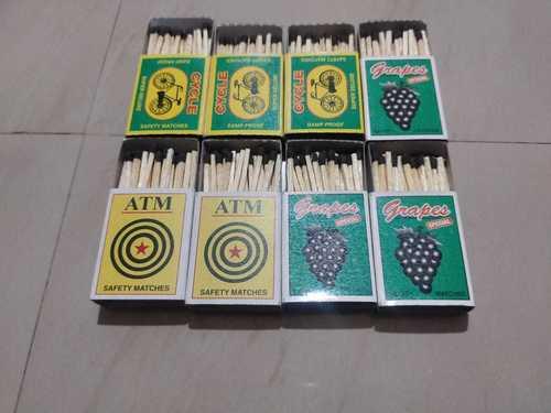Grapes Match Box