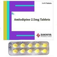 Amlodipine 2.5mg Tablets