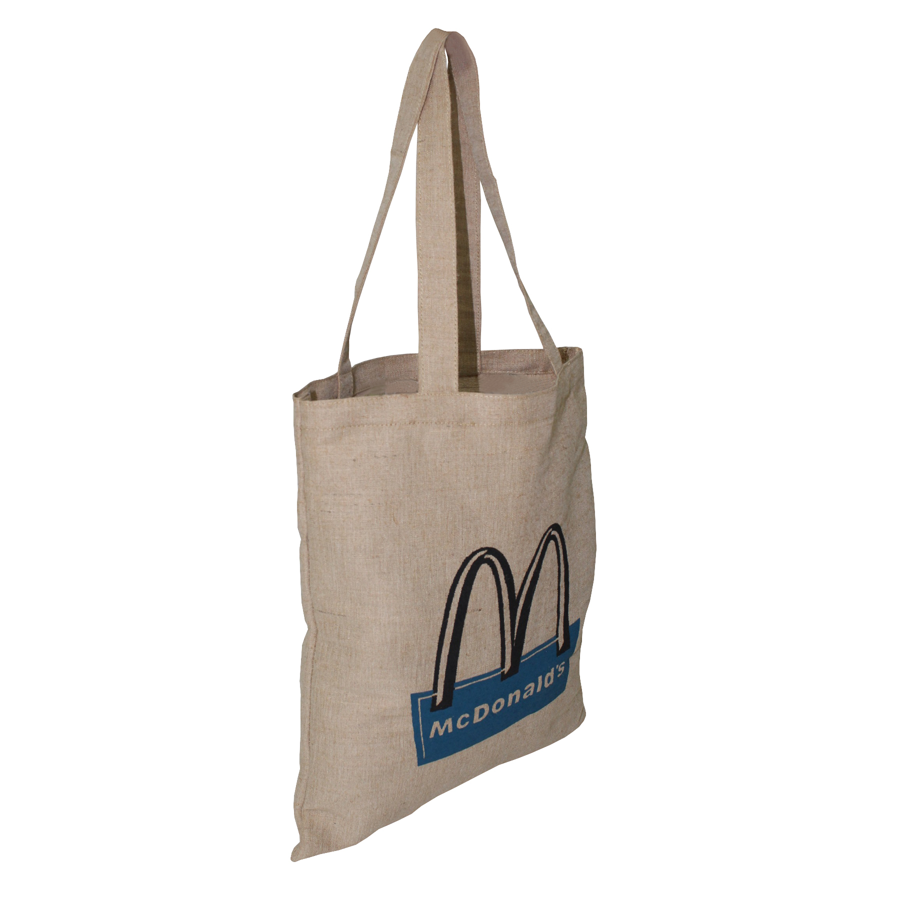 Juco Grocery Bag With Logo Print Design