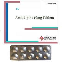 Amlodipine 10mg Tablets