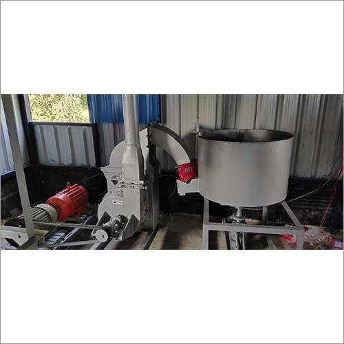 Automatic Pulverizer