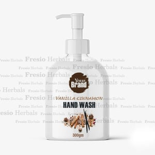 Vanilla Cinnamon Hand Wash