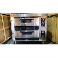 Bakery 2 Deck 4 Tray Baking Oven
